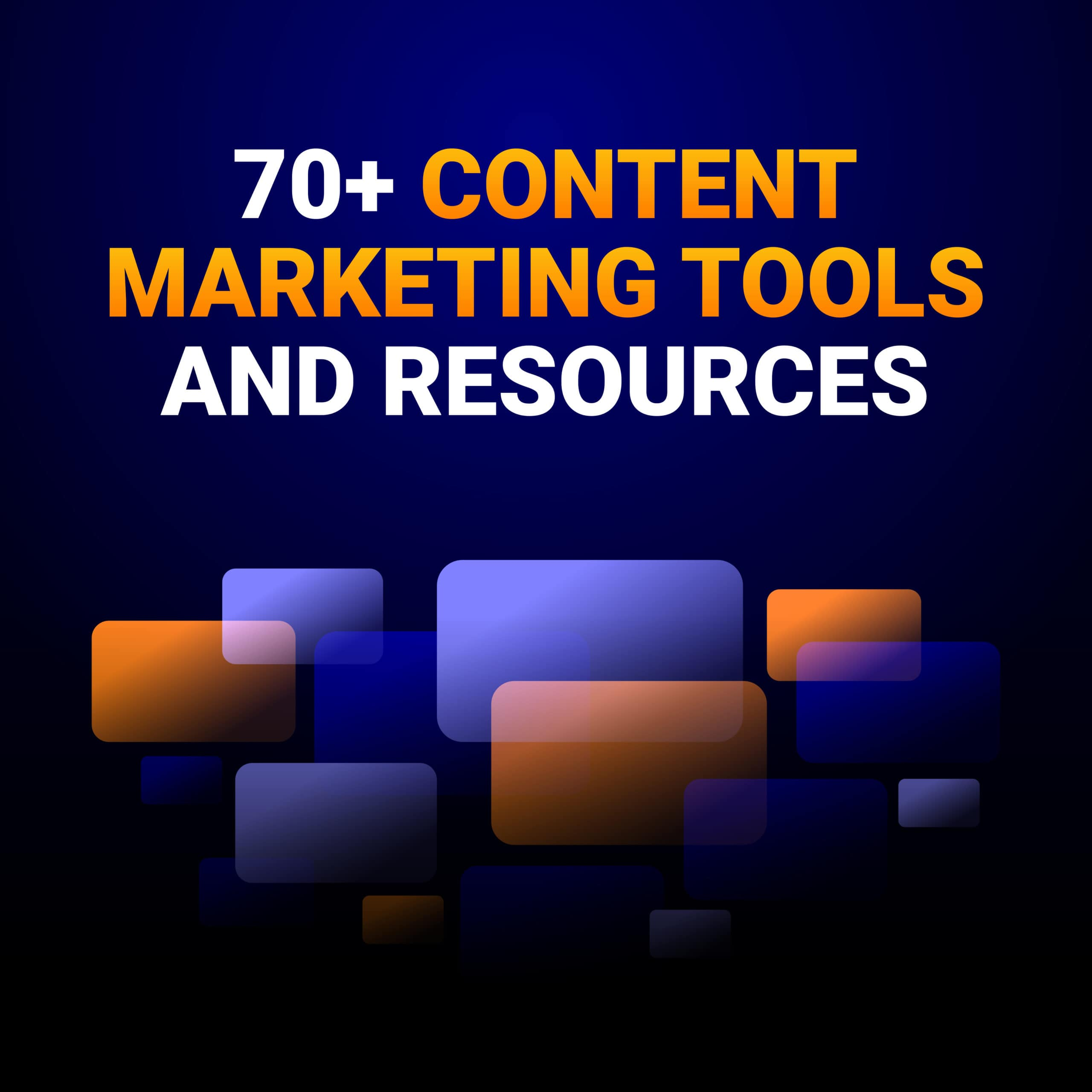 Content Marketing Tools featured image